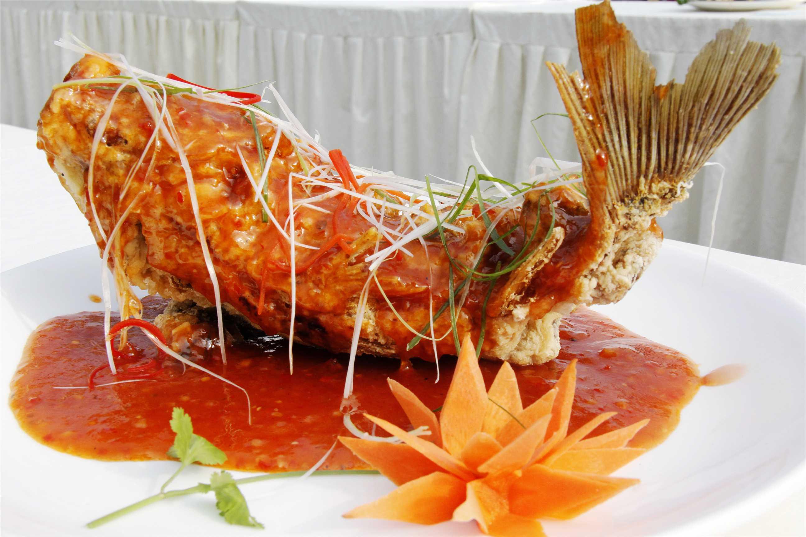 1 展示菜:糖醋鱼.JPG